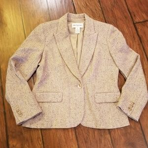 Bloomingdale's wool blazer